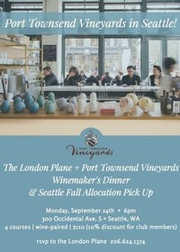 Hey Seattle Eastside And Mainland Wine Club Members