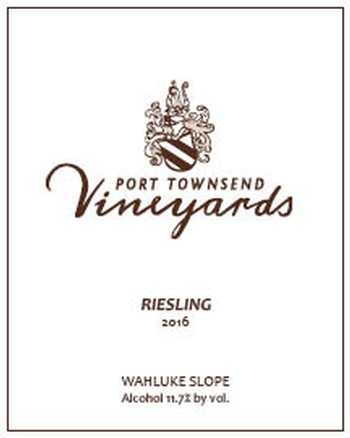 2016 Riesling - 750ml bottle Image