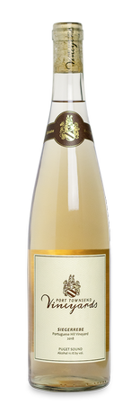 2018 Estate Siegerrebe - 750ml bottle