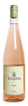 2018 Pinot Gris- 750ml bottle - Gold Medal Winner!