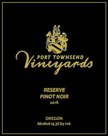 2016 Reserve Pinot Noir - 750ml bottle