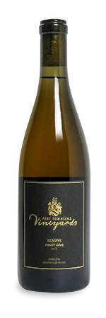2018 Reserve Pinot Gris - 750ml bottle