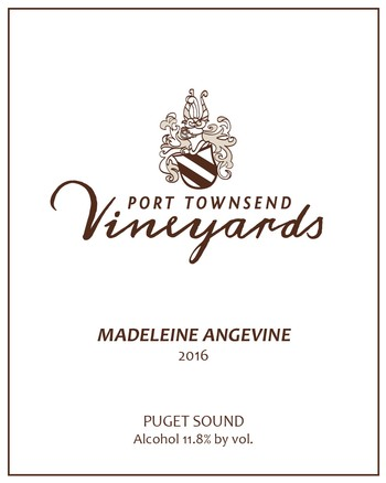 2016 Madeleine Angevine - 750ml bottle Image