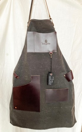 Journeyman Waxed Canvas Apron