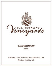 2016 Chardonnay - 750ml bottle Image