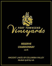2016 Reserve Chardonnay - 750ml bottle Image