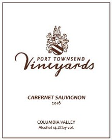 2016 Cabernet Sauvignon - 750ml bottle Image