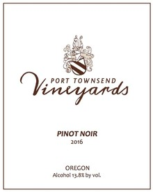 2016 Pinot Noir - 750ml bottle Image