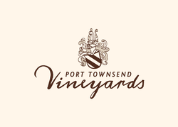 Port Townsend Vineyards Greeting Card