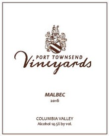 2016 Malbec - 750ml bottle Image